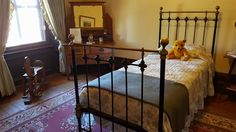 Bedroom - Martindale Hall - Mintaro