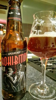 Speakeasy Prohibition Ale. Watch the video beer review here…