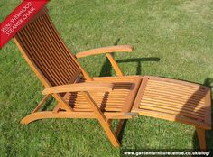 Competition – Win a Sherwood Steamer Chair Worth £100