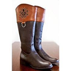 Posh Boots- Camel/Brown - Boots / Shoes