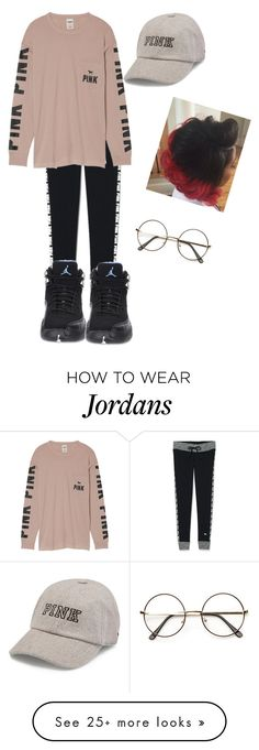 """""""Untitled #171"""" by swag345 on Polyvore featuring Victoria's Secret, Retrò and ZeroUV"""