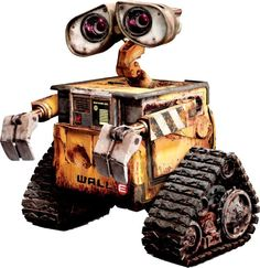 wally the robot - Google Search