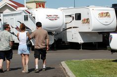 What To Look For When Buying A Used RV Trailer Or Fifth Wheel