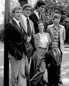 Imagen inedita de Star Wars