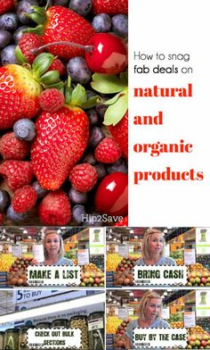 FAB deals on natural & organic products via Hip2Save. {video} via Hip2Save: It's Not Your Grandma's Coupon Site!