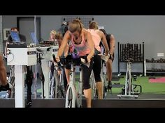 FREE AWESOME 30 Minute Spin Class: Base Building Blocks with Studio SWEAT onDemand - YouTube