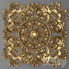 This Pin was discovered by isa Home Interior, Interior And Exterior, Interior Decorating, Decorative Plaster, Decorative Boxes, Wood Carving Designs, 3d Cnc, 3d Models, Ceiling Medallions
