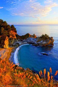 ~~McWay Falls | Julia Pfeiffer Burns State Park, Big Sur, California | by David J Gubernick~~