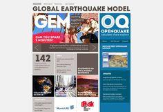 Global Earthquake Model redesign - James Brown