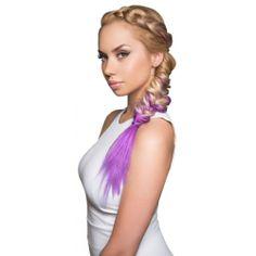 Dip Dye Purple #sparkscolor #findyourspark #purplepassion #brighthair #haircolor