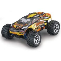 Buy your Revell 1/18 Modzilla Monster Truck RTR (RVLC01**) at RC Planet and save on all our Revell parts and accessories.