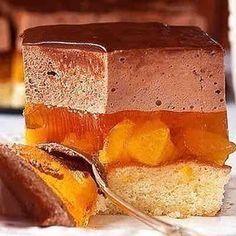 Трехслойный торт Делис #рецепт #торт
