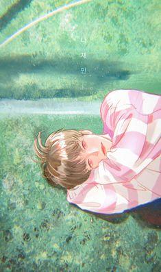 Kpop Fanart, 8bit Art, Boy Illustration, K Wallpaper, Nct Dream Jaemin, Kpop Drawings, Fan Art, Na Jaemin, Anime Scenery