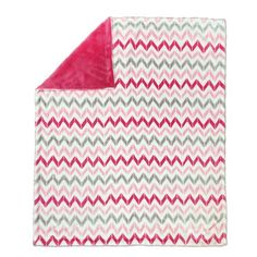 We love this #garanimals baby blanket! It's lightweight and super soft so baby will be comfy all year long. #nurserynecessities