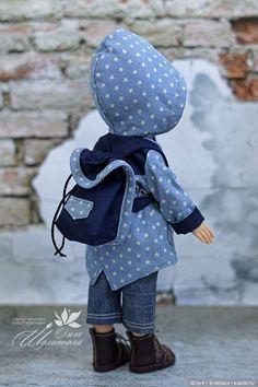 Воспоминания о путешествиях 2.0 - Перезагрузка / Одежда и обувь для кукол своими руками / Бэйбики. Куклы фото. Одежда для кукол