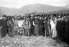 Group of Flathead - 1907