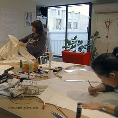Work on your own stuff! 1st Sunday in the month STUDIO SESSIONS  #patternmaking #sydney