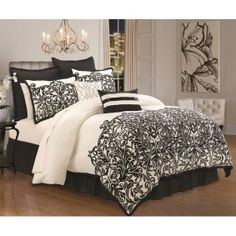 Kardashian Kollection Home Boudoir Bedding Collection - Bed & Bath - Decorative Bedding - Bedding Collections