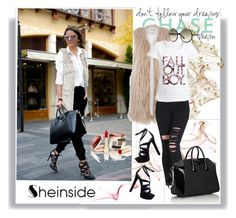 """""""Pant in Sheln"""" by aida-1999 ❤ liked on Polyvore featuring River Island, GUESS, Givenchy, Tom Ford and Dolce&Gabbana"""
