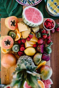 the perfect tropical fruit spread!
