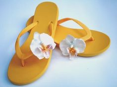 Popits  Best thongs on the market. Soft and comfortable with a huge range of colours and many interchangeable 'charms' to decorate (flowers, jewels etc)
