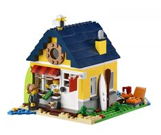 LEGO Creator Beach Hut 31035 [LEGO-31035] : KSStoys · Toys, Clothes & More · Kids Scandinavian Shop