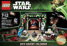 LEGO Star Wars 75023 Advent Calendar « WooHooYeah