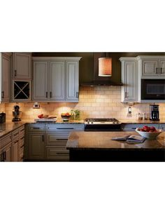 Adorne Collection Under Cabinet Lighting   Kitchen Lighting And Cabinet  Lighting   Other Metro   Legrand, North America