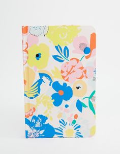 Ban.Do+Floral+Watcha+Thinkin'+Bout+Journal