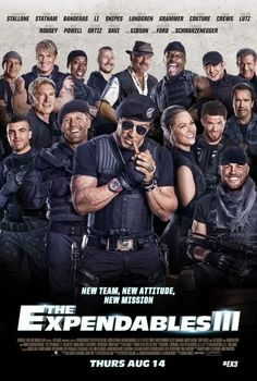 Le maratone di un bradipo cinefilo: The Expendables 3 ( 2014 )