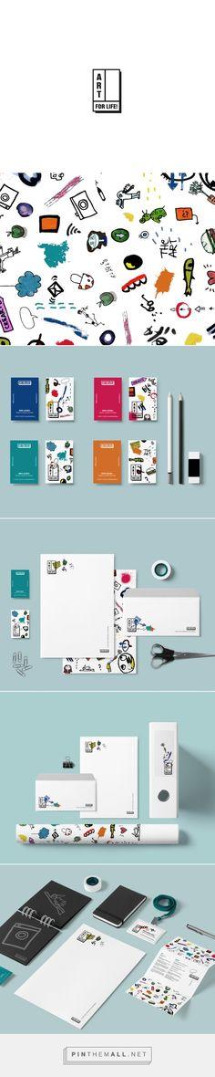 ART FOR LIFE Branding by Marina Goni | Fivestar Branding – Design and Branding Agency & Inspiration Gallery