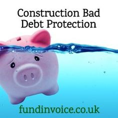 Construction Sector Protection Against Insolvencies - Finance Construction Finance, Construction Sector, Construction Firm, Uk Retail, Piggy Bank, Humor, Cartoon, Beautiful, Humour