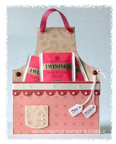 KISS - Keep It Sweet and Simple: Tutti Fruit Tea!! @Catherine Beckett