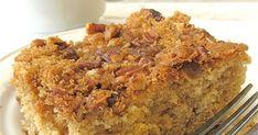 No-Fuss Coffeecake Recipe   King Arthur Flour