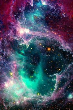 Gorgeous nebula!