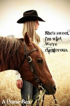 Cowgirls and country girls