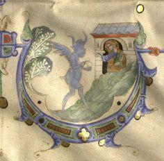 Italian Illuminated Breviary — Feast of Epiphany