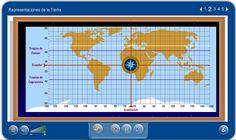 Representaciones de la Tierra | Rincón didáctico de CCSS, Geografía e Historia