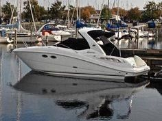 Sea Ray 325 Sundancer a dream Cool Boats, Small Boats, Speed Boats, Power Boats, Cabin Cruiser Boat, Utility Boat, Paddle Boat, Love Boat, Boat Accessories
