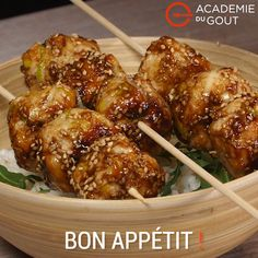 Tsukune - The Best Easy Chinese Recipes Tasty Videos, Healthy Recipe Videos, Healthy Crockpot Recipes, Food Videos, Easy Healthy Dinners, Fun Easy Recipes, Asian Recipes, Necterine Recipes, Chard Recipes
