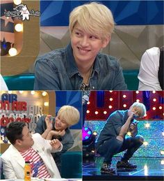 Super Junior's Heechul shows his admiration for EXID's Hani on 'Radio Star' | allkpop.com