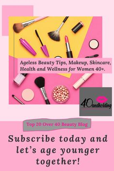 Beauty, Makeup, Anti-aging, Skincare, Health Beauty Skin, Beauty Makeup, Makeup Tips To Look Younger, Makeup Over 40, Best Makeup Products, Beauty Products, Makeup Blog, Diy Skin Care, Skin Treatments