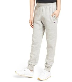 Champion Jogger Sweatpants ($40) Bella Hadid would wear a matching Champion sweatshirt with these pants.