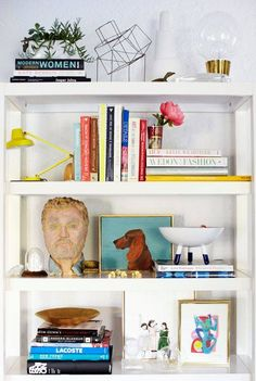 57 #shelfies that got our attention on domino.com
