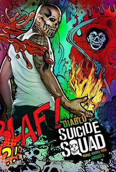 Suicide Squad: See 11 Wild New Character Posters #Batman # Suicide Squad