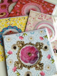 I think these cards -part of a card collection we designed exclusively - turned out really nice :)