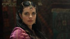 Once upon a time in wonder land- Amara, I loved her story with Jafar. How he turned her into the Staff.