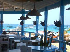 blue Restaurant at the Beach