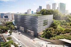 Anexo do BNDES - Galeria de Imagens | Galeria da Arquitetura