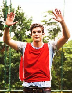 Isaac Lahey Imagines | alllisonargent: look at this boy I want twelve I...